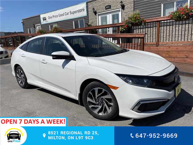 2019 Honda Civic EX (Stk: 11109) in Milton - Image 1 of 26