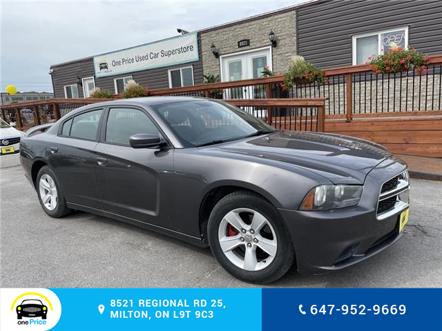 2013 Dodge Charger SE (Stk: 11123) in Milton - Image 1 of 20