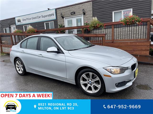 2013 BMW 320i  (Stk: 11103) in Milton - Image 1 of 24