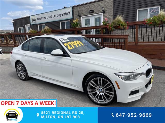 2018 BMW 328d xDrive (Stk: 11144) in Milton - Image 1 of 26