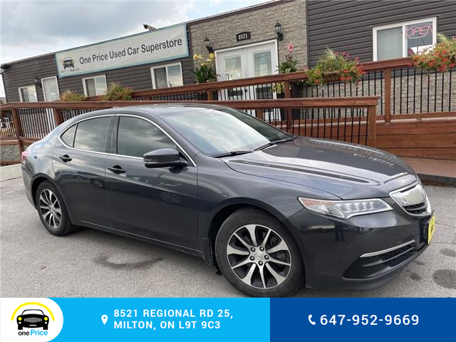 2015 Acura TLX Tech (Stk: 11179) in Milton - Image 1 of 19