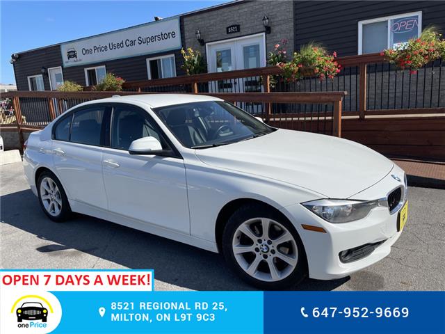 2014 BMW 320i xDrive (Stk: 11206) in Milton - Image 1 of 23