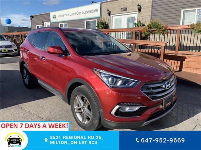 2017 Hyundai Santa Fe Sport 2.4 Base (Stk: 11257) in Milton - Image 1 of 13
