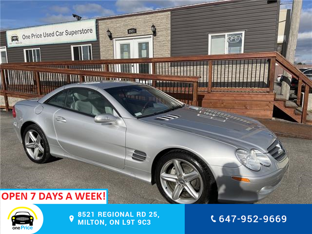2004 Mercedes-Benz SL-Class Base (Stk: 11256) in Milton - Image 1 of 25
