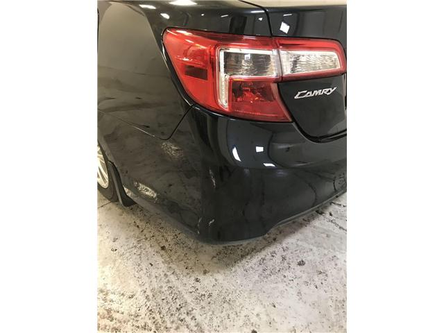 2013 Toyota Camry  (Stk: 253588) in Milton - Image 22 of 27