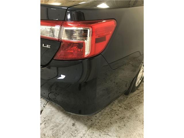 2013 Toyota Camry  (Stk: 253588) in Milton - Image 23 of 27