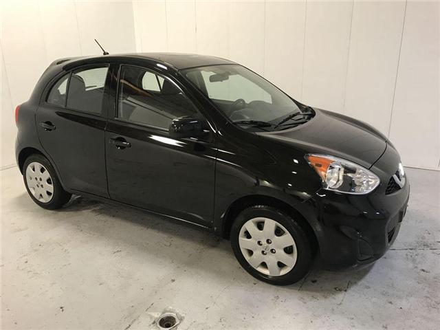 2017 Nissan Micra  (Stk: 264683) in Milton - Image 1 of 24