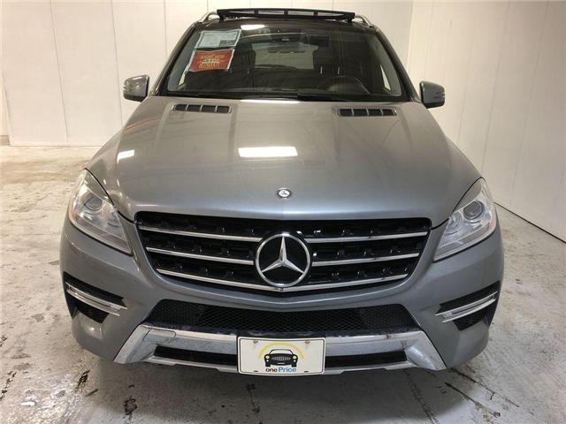 2012 Mercedes-Benz M-Class Base (Stk: 002044) in Milton - Image 8 of 30