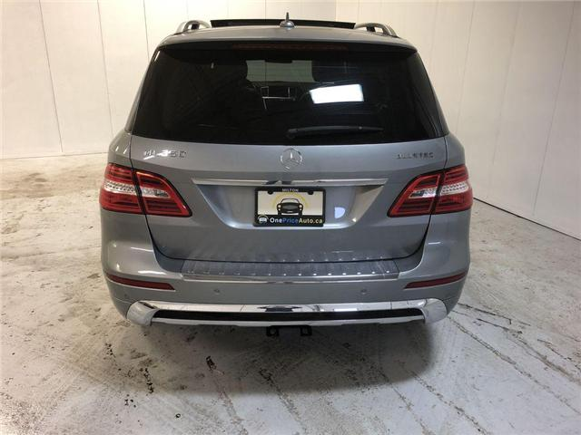 2012 Mercedes-Benz M-Class Base (Stk: 002044) in Milton - Image 26 of 30