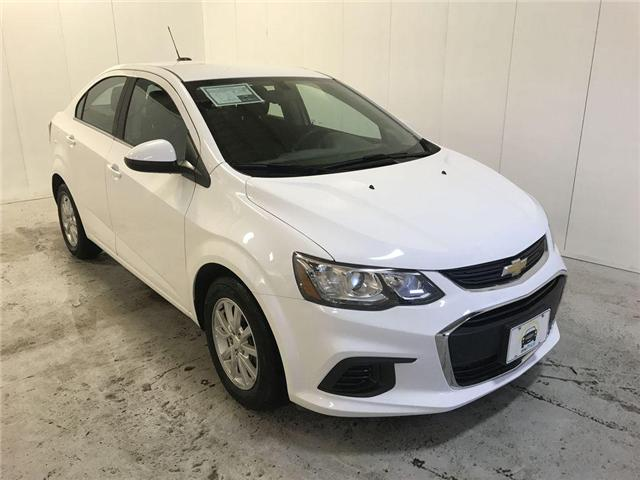 2017 Chevrolet Sonic LT Auto (Stk: 167780) in Milton - Image 1 of 27