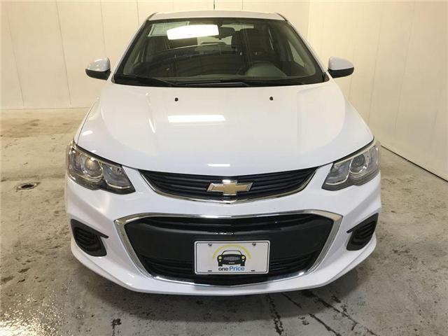 2017 Chevrolet Sonic LT Auto (Stk: 167780) in Milton - Image 5 of 27
