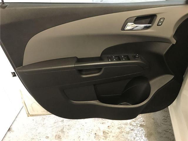 2017 Chevrolet Sonic LT Auto (Stk: 167780) in Milton - Image 6 of 27