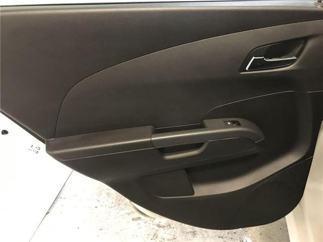 2017 Chevrolet Sonic LT Auto (Stk: 167780) in Milton - Image 9 of 27