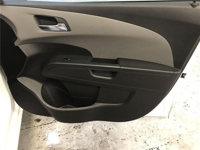 2017 Chevrolet Sonic LT Auto (Stk: 167780) in Milton - Image 13 of 27