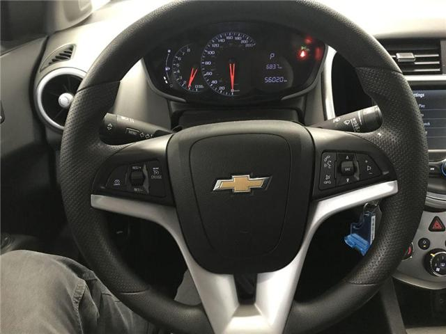 2017 Chevrolet Sonic LT Auto (Stk: 167780) in Milton - Image 17 of 27