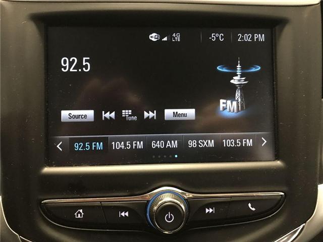 2017 Chevrolet Sonic LT Auto (Stk: 167780) in Milton - Image 20 of 27