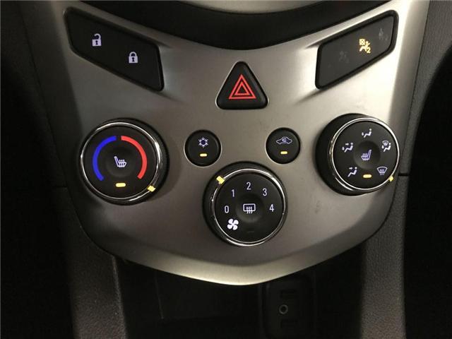 2017 Chevrolet Sonic LT Auto (Stk: 167780) in Milton - Image 21 of 27