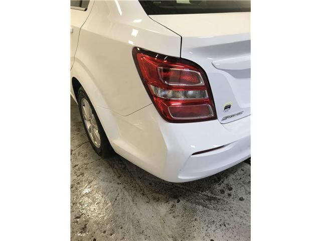 2017 Chevrolet Sonic LT Auto (Stk: 167780) in Milton - Image 24 of 27