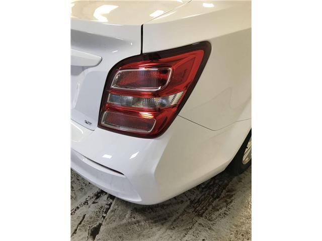 2017 Chevrolet Sonic LT Auto (Stk: 167780) in Milton - Image 25 of 27
