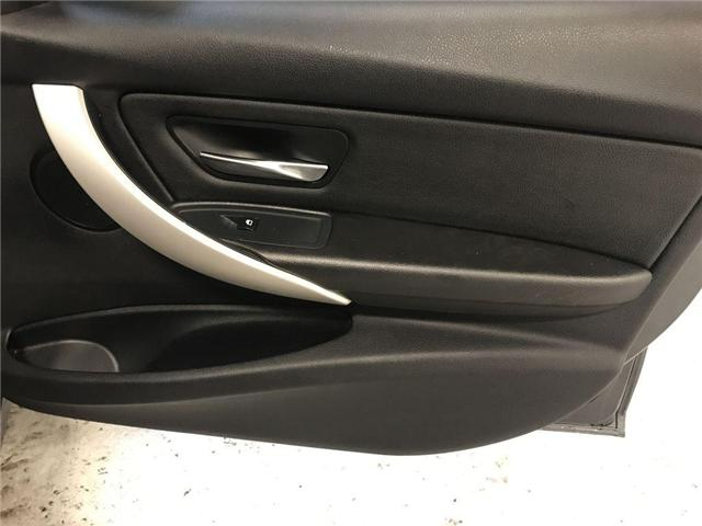 2014 BMW 320i  (Stk: 130925) in Milton - Image 16 of 30