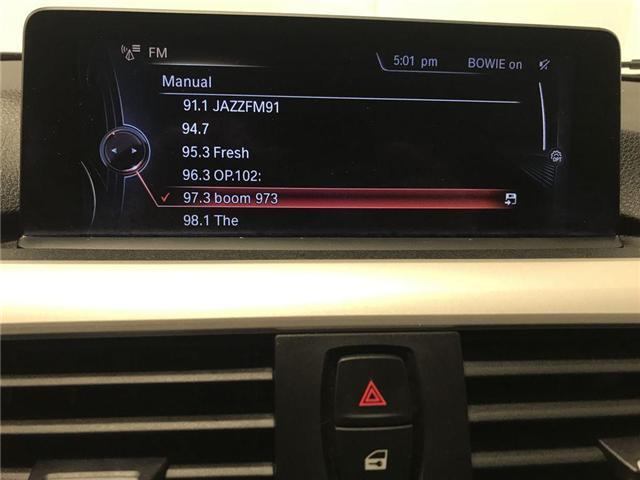 2014 BMW 320i  (Stk: 130925) in Milton - Image 22 of 30