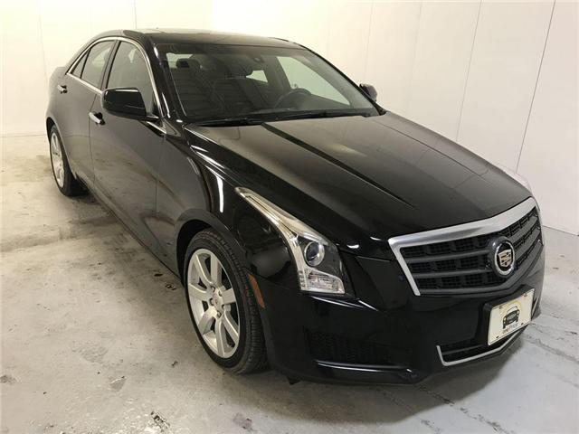 2014 Cadillac ATS 2.5L (Stk: 193641) in Milton - Image 1 of 30