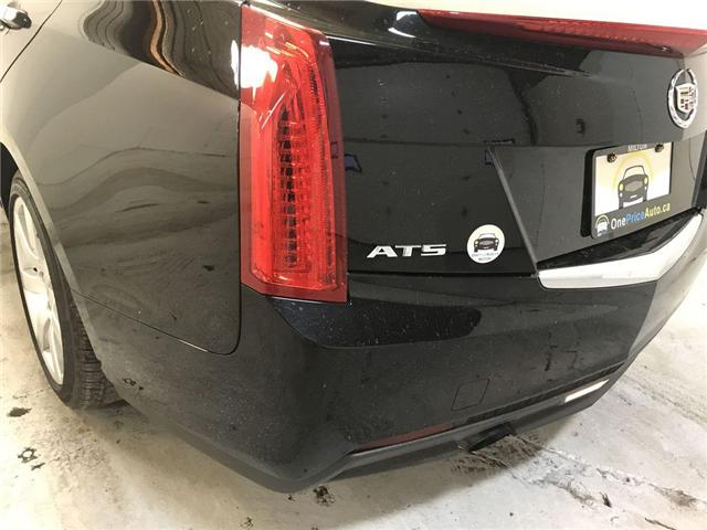 2014 Cadillac ATS 2.5L (Stk: 193641) in Milton - Image 26 of 30