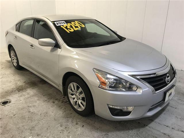 2015 Nissan Altima  (Stk: 337041) in Milton - Image 1 of 29