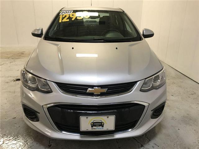 2017 Chevrolet Sonic LT Auto (Stk: 144182) in Milton - Image 6 of 30