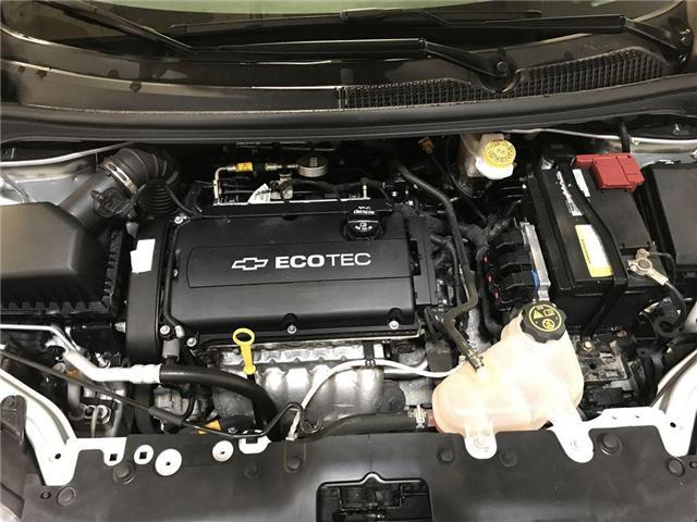 2017 Chevrolet Sonic LT Auto (Stk: 144182) in Milton - Image 7 of 30