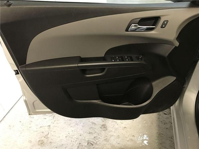 2017 Chevrolet Sonic LT Auto (Stk: 144182) in Milton - Image 8 of 30