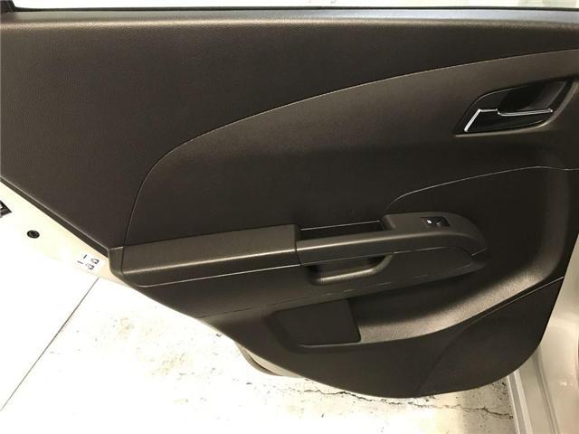 2017 Chevrolet Sonic LT Auto (Stk: 144182) in Milton - Image 11 of 30