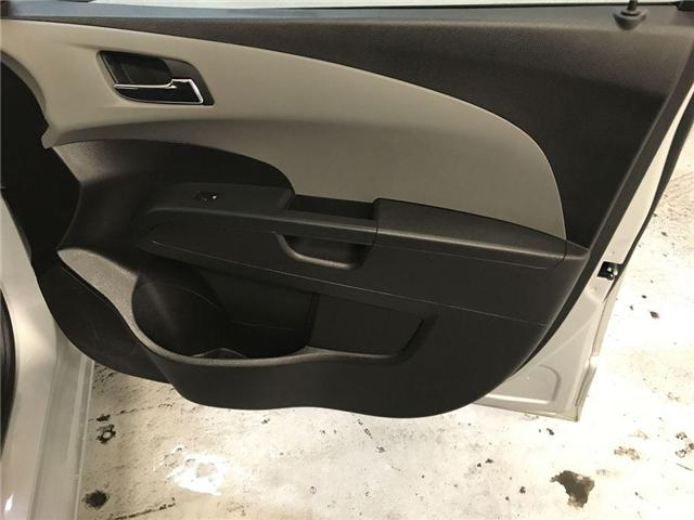 2017 Chevrolet Sonic LT Auto (Stk: 144182) in Milton - Image 15 of 30