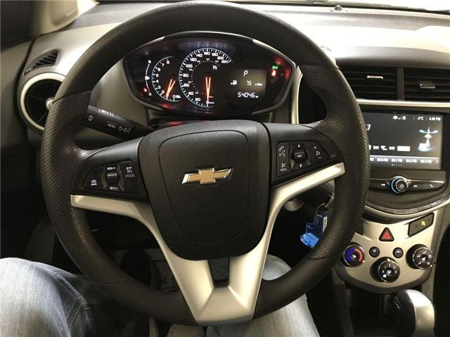 2017 Chevrolet Sonic LT Auto (Stk: 144182) in Milton - Image 18 of 30