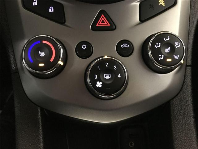 2017 Chevrolet Sonic LT Auto (Stk: 144182) in Milton - Image 23 of 30