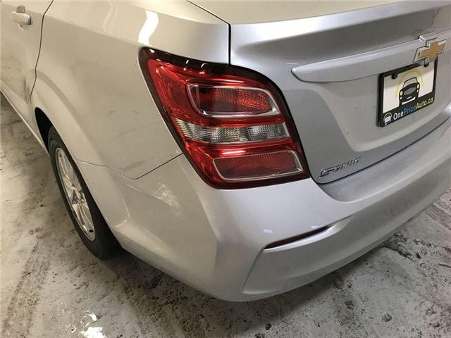 2017 Chevrolet Sonic LT Auto (Stk: 144182) in Milton - Image 26 of 30