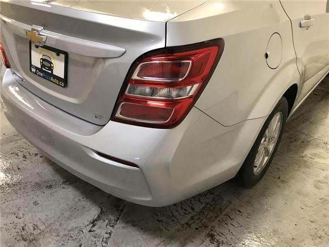 2017 Chevrolet Sonic LT Auto (Stk: 144182) in Milton - Image 27 of 30