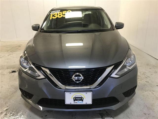 2017 Nissan Sentra  (Stk: 684030) in Milton - Image 6 of 28
