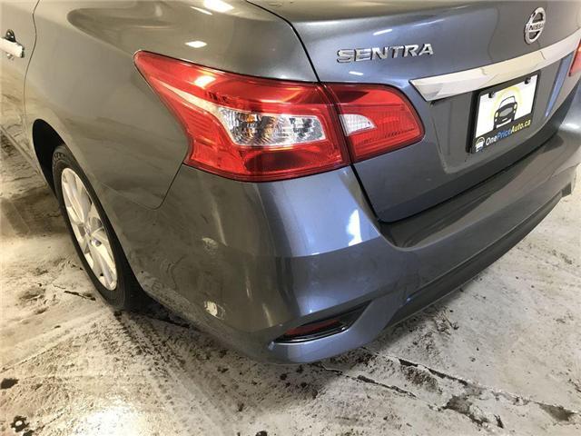 2017 Nissan Sentra  (Stk: 684030) in Milton - Image 25 of 28