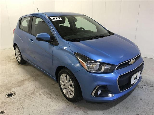 2017 Chevrolet Spark 1LT CVT (Stk: 803805) in Milton - Image 1 of 30