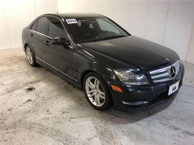 2013 Mercedes-Benz C-Class Base (Stk: 122655) in Milton - Image 1 of 30