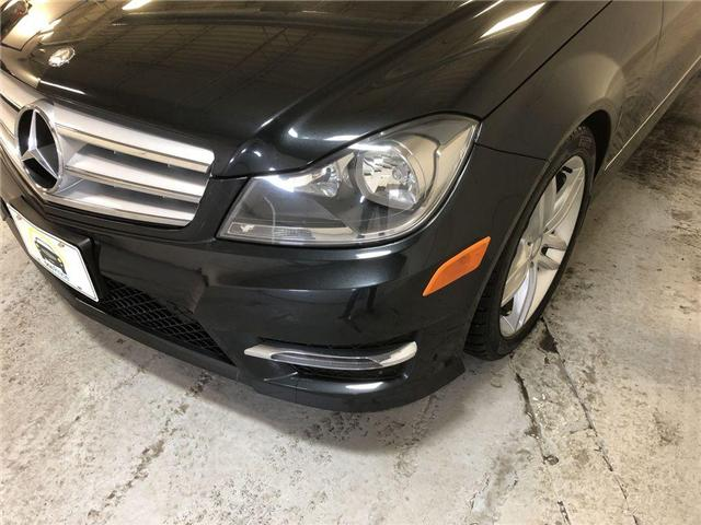 2013 Mercedes-Benz C-Class Base (Stk: 122655) in Milton - Image 2 of 30