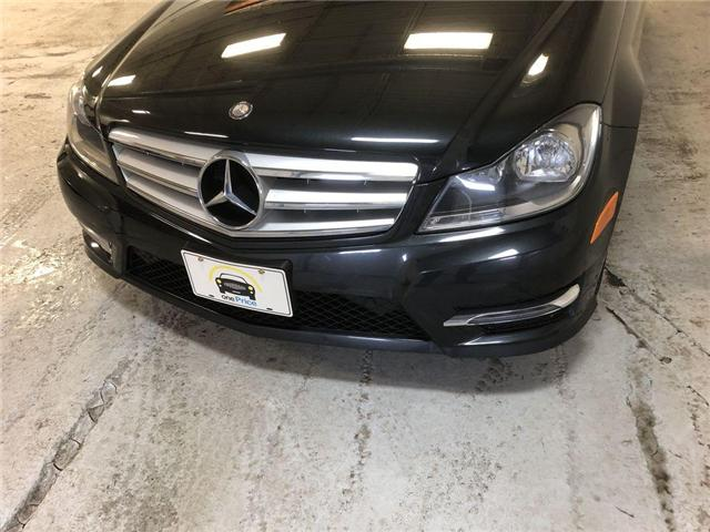 2013 Mercedes-Benz C-Class Base (Stk: 122655) in Milton - Image 9 of 30