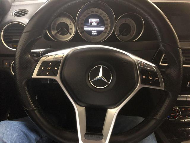 2013 Mercedes-Benz C-Class Base (Stk: 122655) in Milton - Image 18 of 30