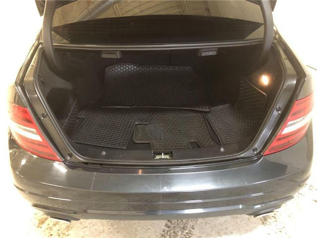 2013 Mercedes-Benz C-Class Base (Stk: 122655) in Milton - Image 25 of 30