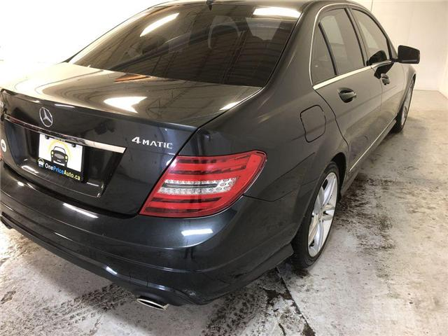 2013 Mercedes-Benz C-Class Base (Stk: 122655) in Milton - Image 26 of 30