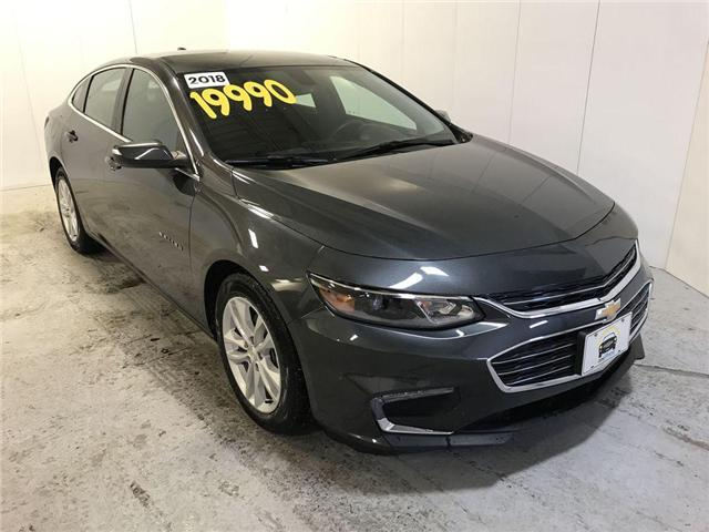 2018 Chevrolet Malibu LT (Stk: 252080) in Milton - Image 1 of 30