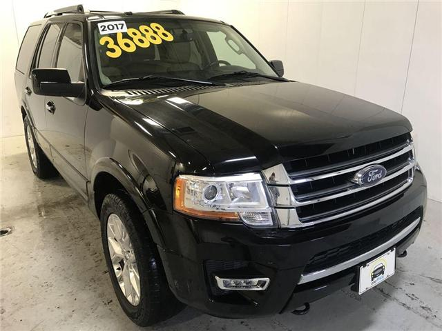 2017 Ford Expedition Limited (Stk: A64148) in Milton - Image 1 of 30