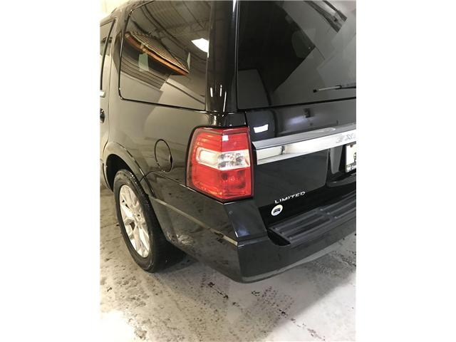 2017 Ford Expedition Limited (Stk: A64148) in Milton - Image 29 of 30