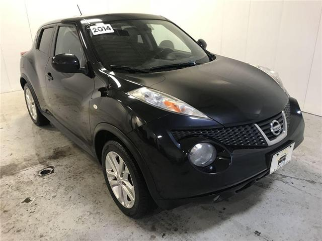 2014 Nissan Juke  (Stk: 357336) in Milton - Image 1 of 30